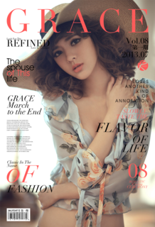 'blank','magazine','cover','grace','girl','fashion'