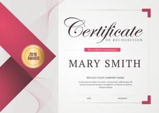 'certificate','award','diploma'